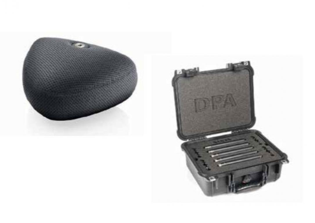 DPA d: mensionTM: Soluciones de Surround
