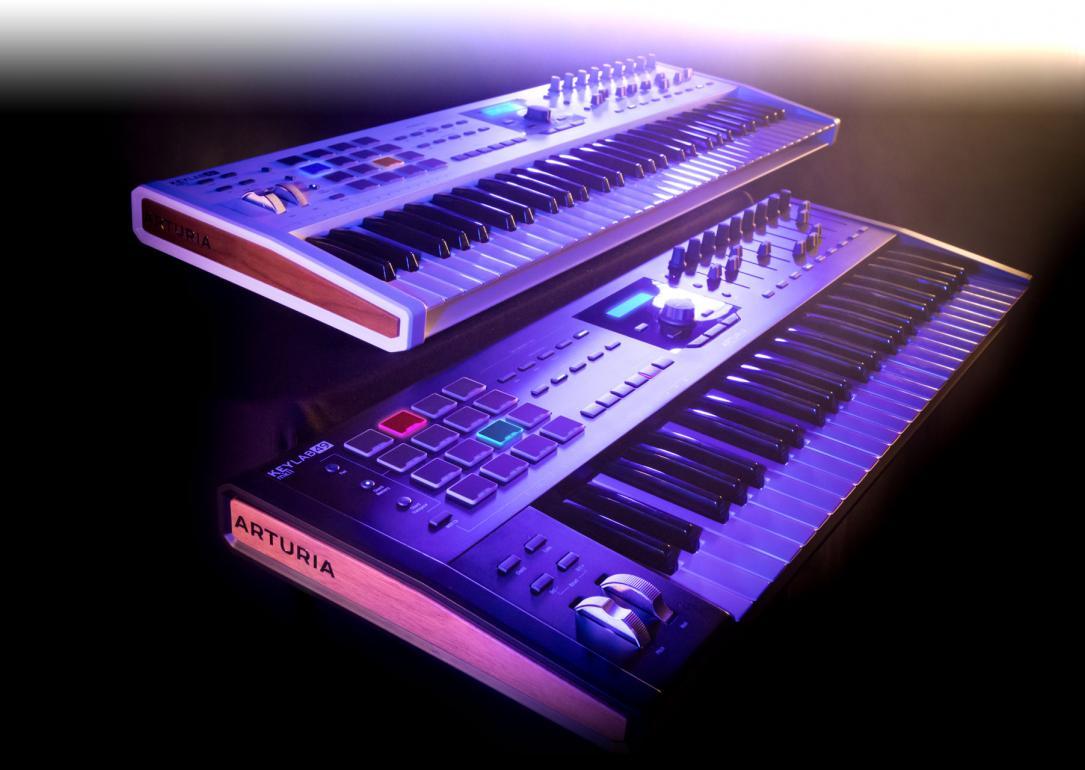Keylabs MKII: los controladores que tu música merece