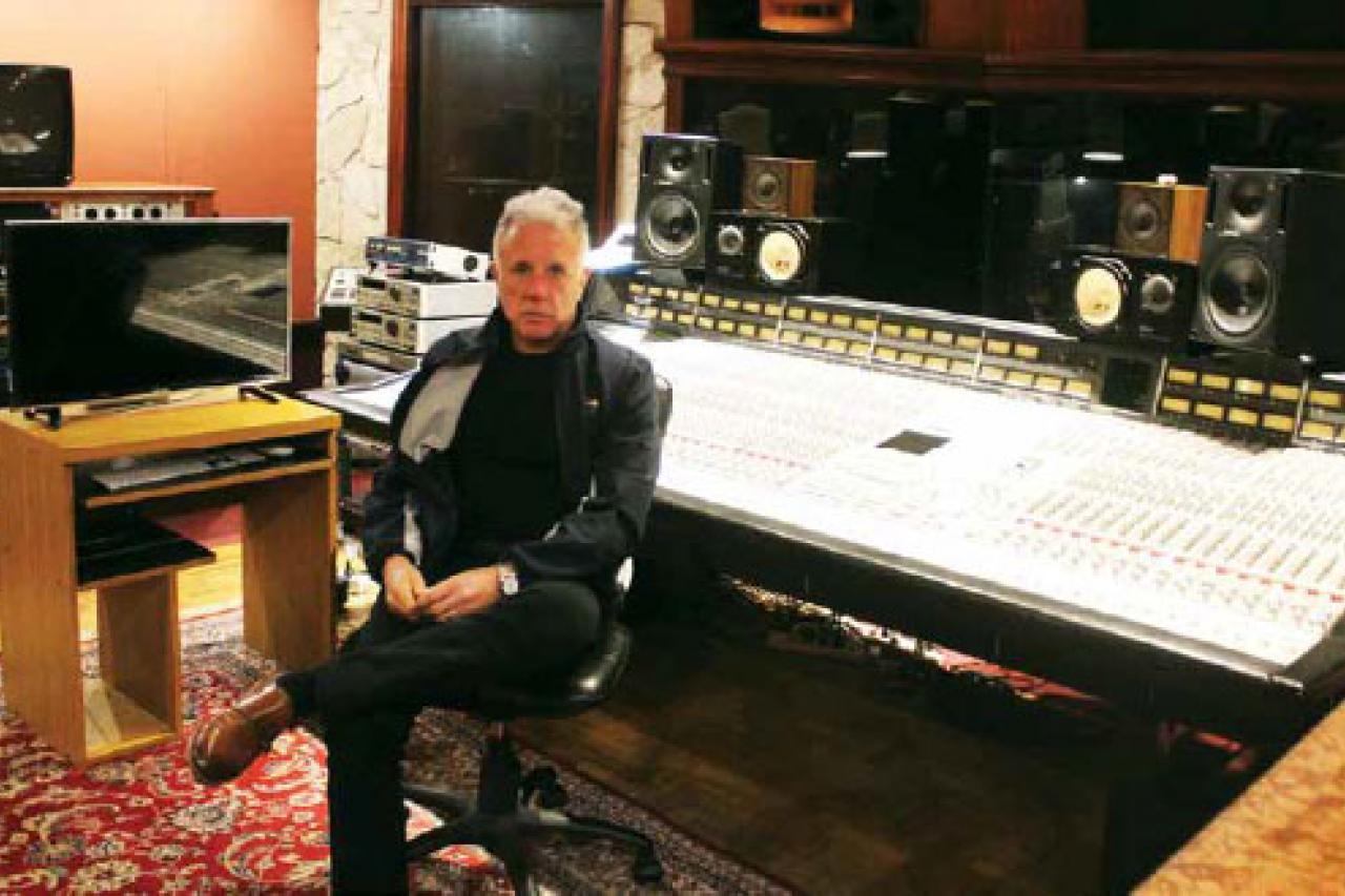 """""""Un estudio es barato cuando no hay manera de que la grabación salga mal"""""""