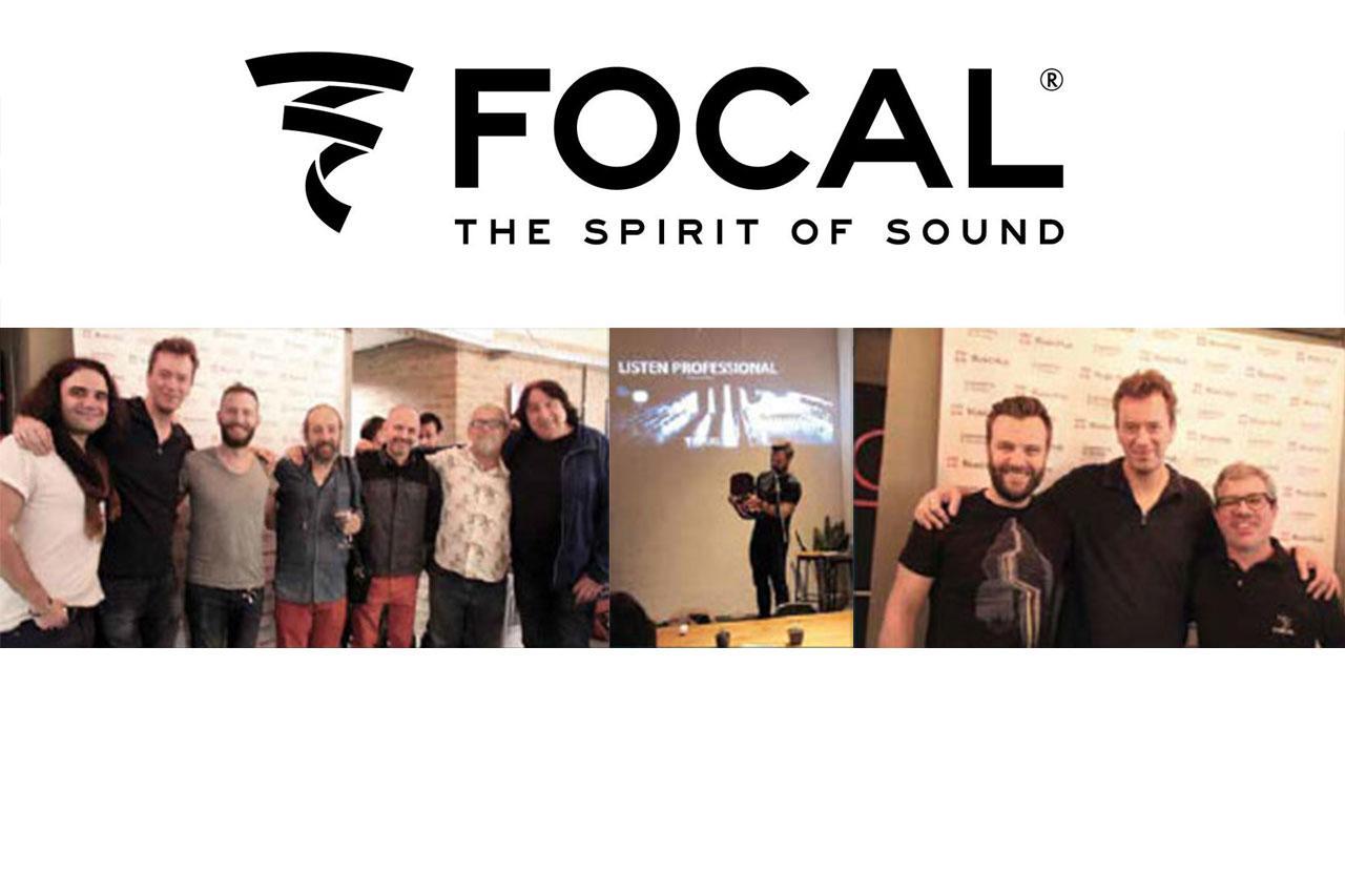 Focal Professional ListenPro y ClearPro