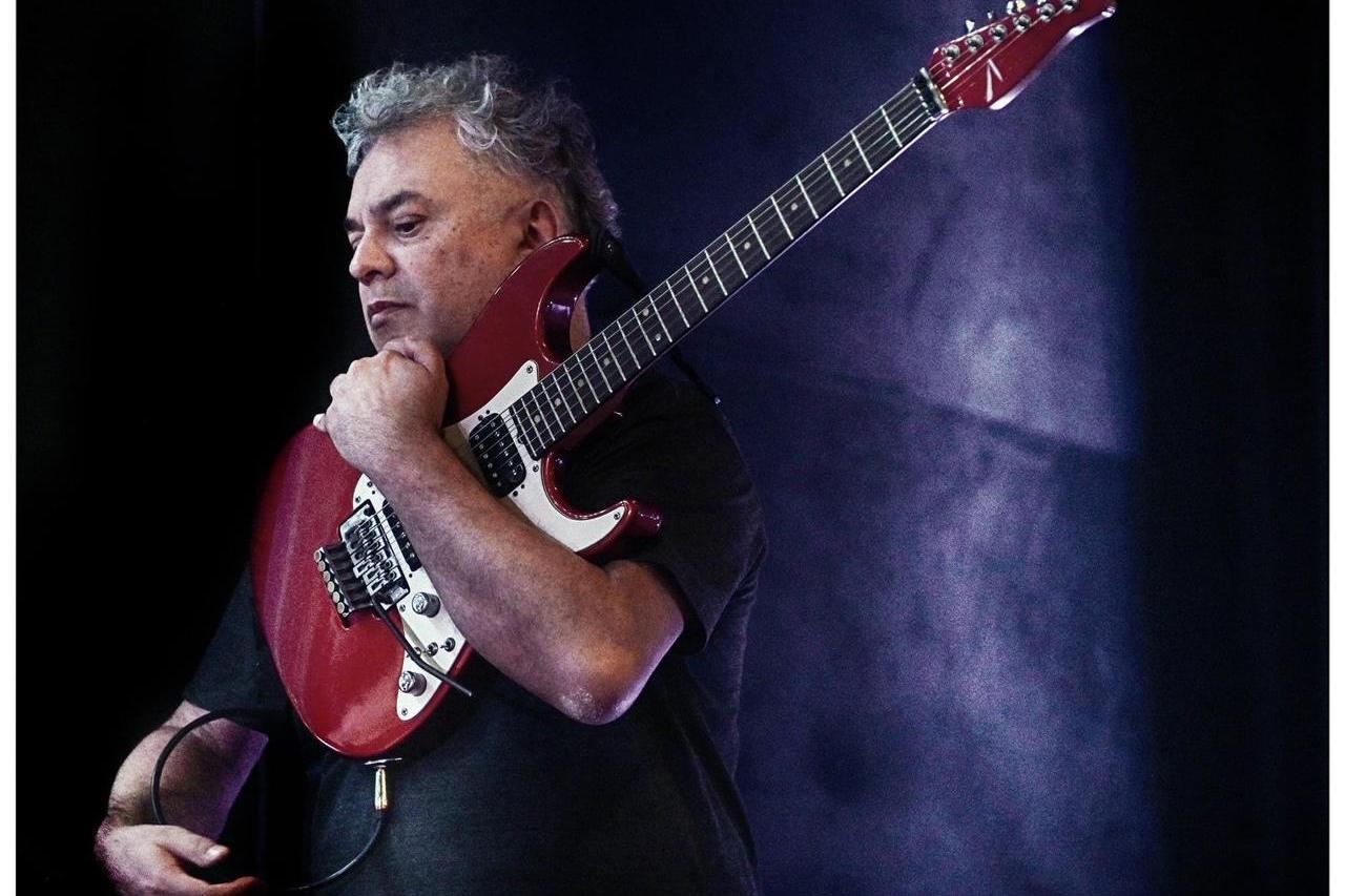 Guillermo Arrom: el guitarrista del jazz rock argentino